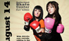 August 2010 FoCo Girls Gone Derby roller derby knockout poster